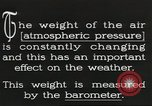 Image of barometer United States USA, 1931, second 4 stock footage video 65675058554