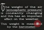 Image of barometer United States USA, 1931, second 10 stock footage video 65675058554
