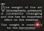 Image of barometer United States USA, 1931, second 12 stock footage video 65675058554