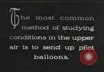 Image of balloon United States USA, 1931, second 1 stock footage video 65675058558