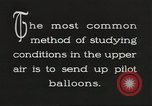 Image of balloon United States USA, 1931, second 2 stock footage video 65675058558