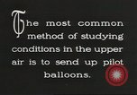 Image of balloon United States USA, 1931, second 3 stock footage video 65675058558