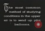 Image of balloon United States USA, 1931, second 11 stock footage video 65675058558