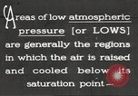 Image of low pressure United States USA, 1931, second 1 stock footage video 65675058560