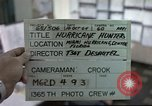 Image of 53rd Weather Reconnaissance Squadron Miami Florida USA, 1964, second 2 stock footage video 65675058566