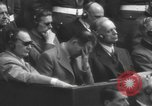 Image of Rudolf Hess Nuremberg Germany, 1946, second 5 stock footage video 65675058574