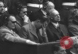 Image of Rudolf Hess Nuremberg Germany, 1946, second 7 stock footage video 65675058574