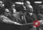 Image of Rudolf Hess Nuremberg Germany, 1946, second 9 stock footage video 65675058574