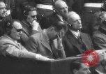 Image of Rudolf Hess Nuremberg Germany, 1946, second 11 stock footage video 65675058574