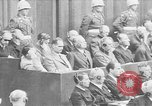 Image of Justice Kravechenko Nuremberg Germany, 1946, second 1 stock footage video 65675058575