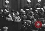 Image of Justice Kravechenko Nuremberg Germany, 1946, second 2 stock footage video 65675058575