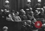 Image of Justice Kravechenko Nuremberg Germany, 1946, second 3 stock footage video 65675058575