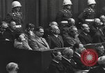 Image of Justice Kravechenko Nuremberg Germany, 1946, second 4 stock footage video 65675058575