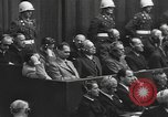 Image of Justice Kravechenko Nuremberg Germany, 1946, second 6 stock footage video 65675058575
