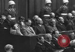 Image of Justice Kravechenko Nuremberg Germany, 1946, second 7 stock footage video 65675058575