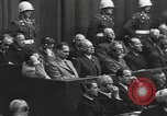Image of Justice Kravechenko Nuremberg Germany, 1946, second 10 stock footage video 65675058575