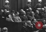Image of Justice Kravechenko Nuremberg Germany, 1946, second 11 stock footage video 65675058575