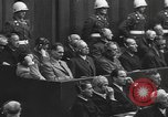 Image of Justice Kravechenko Nuremberg Germany, 1946, second 12 stock footage video 65675058575