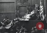 Image of Joachim Ribbentrop Nuremberg Germany, 1945, second 6 stock footage video 65675058581