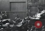 Image of Joachim Ribbentrop Nuremberg Germany, 1945, second 9 stock footage video 65675058581