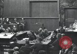 Image of Joachim Ribbentrop Nuremberg Germany, 1945, second 11 stock footage video 65675058581