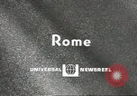 Image of Pope Paul VI Vatican City Rome Italy, 1967, second 5 stock footage video 65675058584