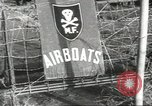 Image of airboat Vietnam, 1967, second 5 stock footage video 65675058586