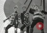 Image of space age clothes Germany, 1967, second 11 stock footage video 65675058594
