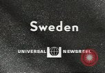 Image of world's largest Ski race Sweden, 1967, second 4 stock footage video 65675058595