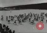 Image of world's largest Ski race Sweden, 1967, second 10 stock footage video 65675058595