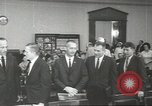 Image of Walter Schirra Washington DC USA, 1967, second 6 stock footage video 65675058600
