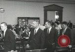 Image of Walter Schirra Washington DC USA, 1967, second 8 stock footage video 65675058600