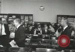 Image of Walter Schirra Washington DC USA, 1967, second 10 stock footage video 65675058600
