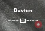Image of Boston Marathon of 1967 Boston Massachusetts USA, 1967, second 3 stock footage video 65675058605