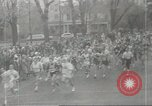 Image of Boston Marathon of 1967 Boston Massachusetts USA, 1967, second 4 stock footage video 65675058605