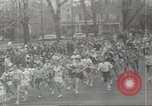 Image of Boston Marathon of 1967 Boston Massachusetts USA, 1967, second 5 stock footage video 65675058605