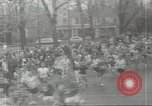 Image of Boston Marathon of 1967 Boston Massachusetts USA, 1967, second 7 stock footage video 65675058605