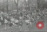 Image of Boston Marathon of 1967 Boston Massachusetts USA, 1967, second 8 stock footage video 65675058605