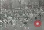 Image of Boston Marathon of 1967 Boston Massachusetts USA, 1967, second 10 stock footage video 65675058605