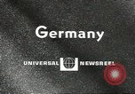 Image of Lucky Hofmaier Germany, 1967, second 2 stock footage video 65675058606