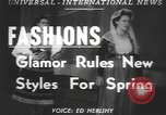 Image of fashion show Greece, 1950, second 5 stock footage video 65675058615