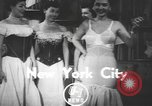 Image of corset New York United States USA, 1950, second 2 stock footage video 65675058616