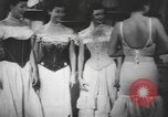 Image of corset New York United States USA, 1950, second 4 stock footage video 65675058616