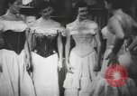 Image of corset New York United States USA, 1950, second 5 stock footage video 65675058616