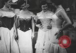 Image of corset New York United States USA, 1950, second 6 stock footage video 65675058616