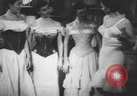 Image of corset New York United States USA, 1950, second 7 stock footage video 65675058616