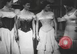 Image of corset New York United States USA, 1950, second 8 stock footage video 65675058616