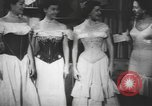 Image of corset New York United States USA, 1950, second 9 stock footage video 65675058616