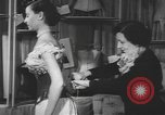 Image of corset New York United States USA, 1950, second 10 stock footage video 65675058616