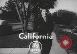 Image of models California United States USA, 1950, second 2 stock footage video 65675058617